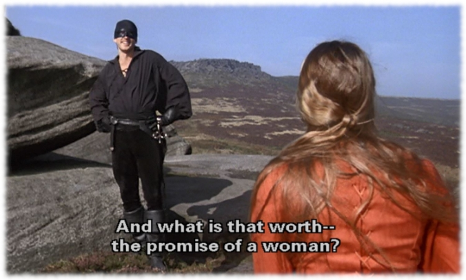 Promise of a woman