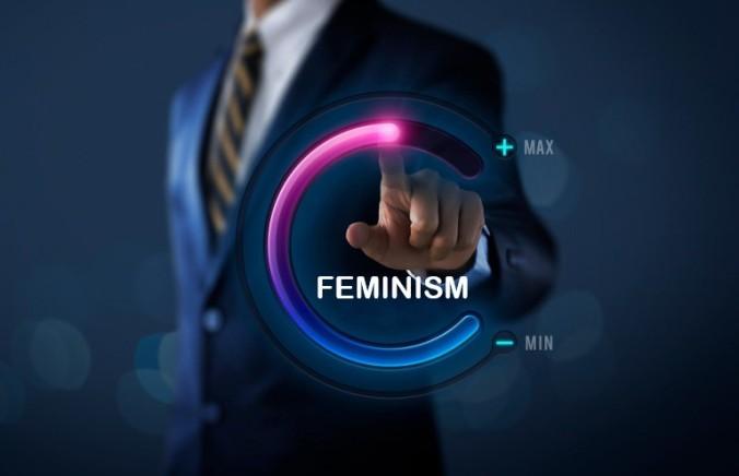 Dialing up the Femininsm
