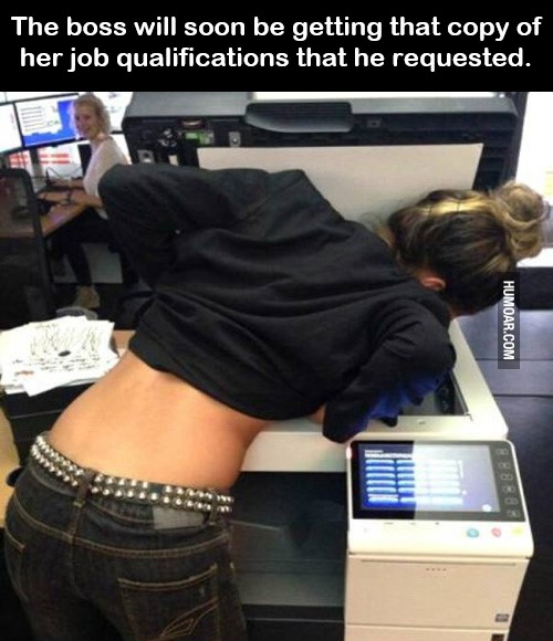 Female Job Qualifications