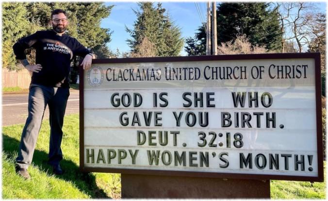 Woke Pastor