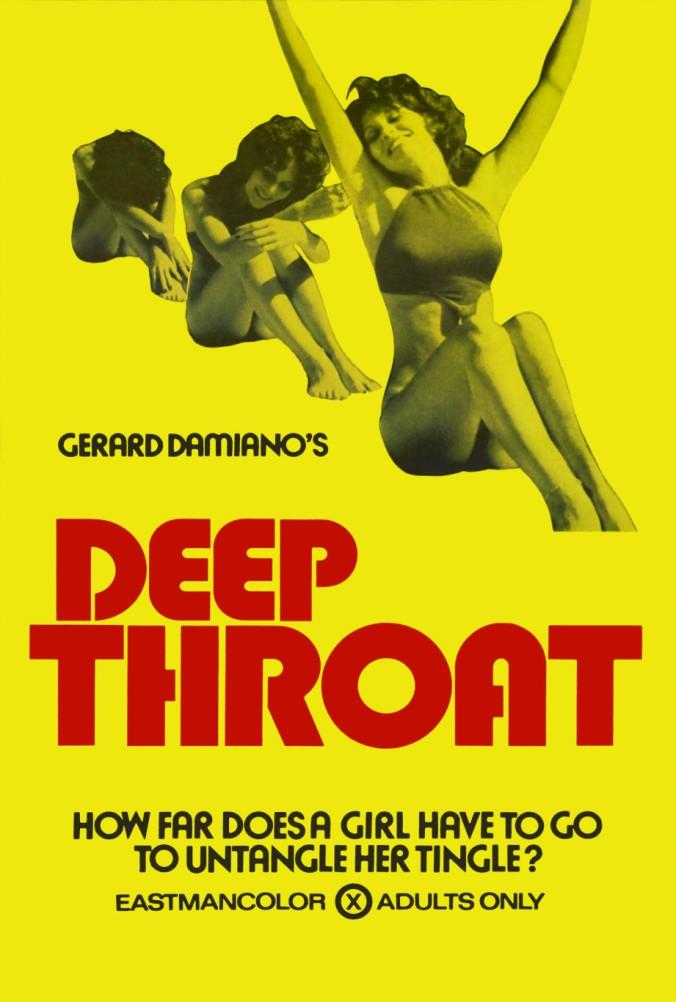 Deep Throat promotional poster